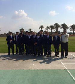 Glasgow Academy UAE Tour 2