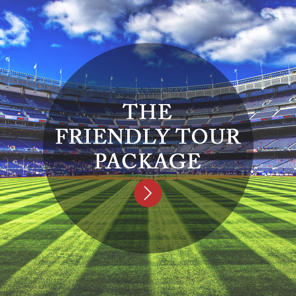 THE FRIENDLY TOUR PACKAGE