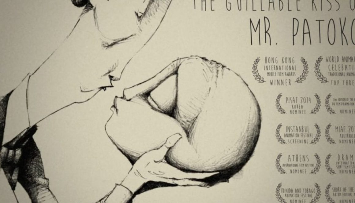 The Guillable Kiss of Mr. Patokos